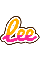 Lee smoothie logo