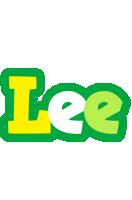 Lee soccer logo