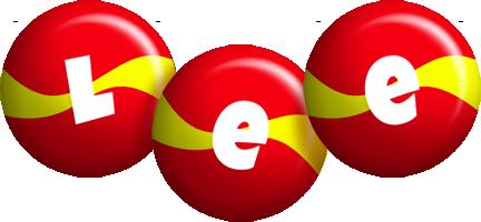 Lee spain logo