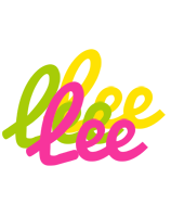 Lee sweets logo
