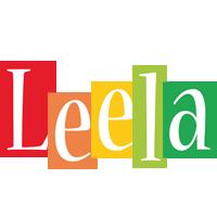 Leela colors logo