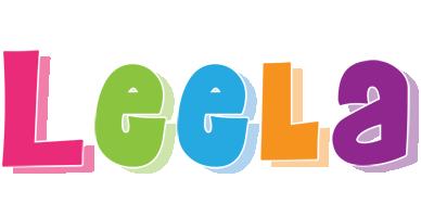 Leela friday logo