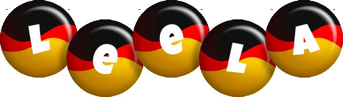 Leela german logo