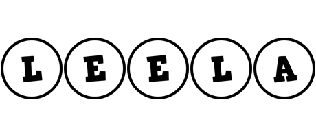 Leela handy logo