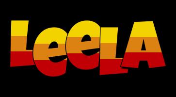Leela jungle logo