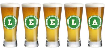 Leela lager logo