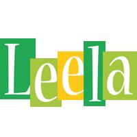 Leela lemonade logo
