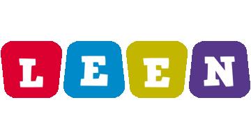 Leen kiddo logo