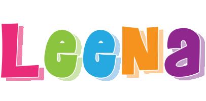 Leena friday logo