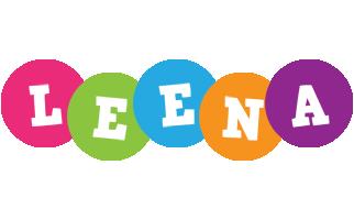 Leena friends logo