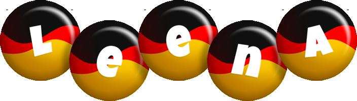 Leena german logo