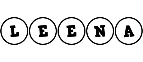 Leena handy logo