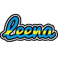 Leena sweden logo