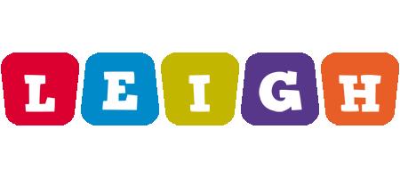 Leigh daycare logo
