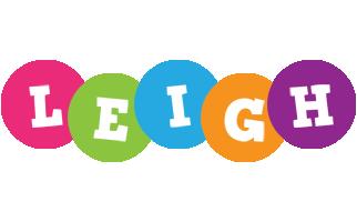 Leigh friends logo