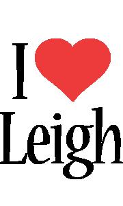 Leigh Logo | Name Logo Generator - I Love, Love Heart, Boots