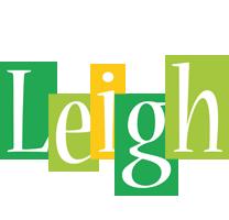 Leigh lemonade logo