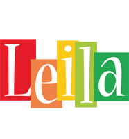 Leila colors logo