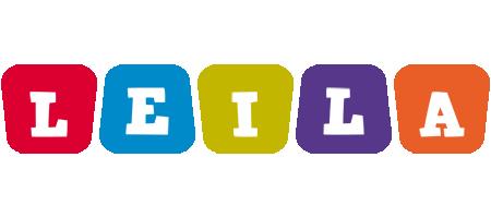 Leila kiddo logo