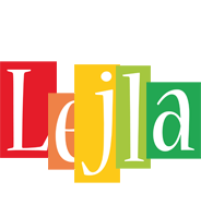 Lejla colors logo