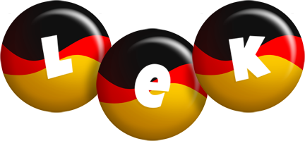 Lek german logo