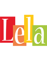 Lela colors logo