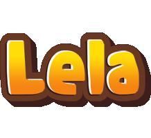 Lela cookies logo