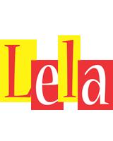Lela errors logo