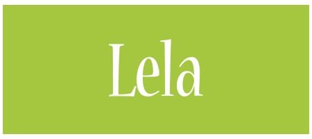 Lela family logo