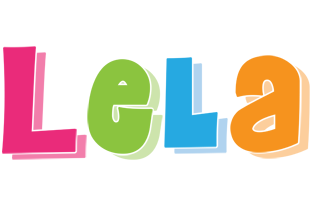 Lela friday logo
