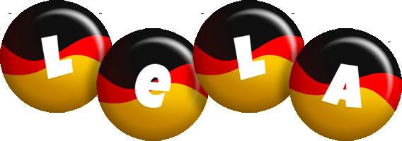 Lela german logo