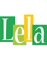 Lela lemonade logo