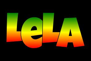 Lela mango logo