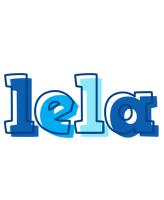 Lela sailor logo
