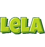 Lela summer logo