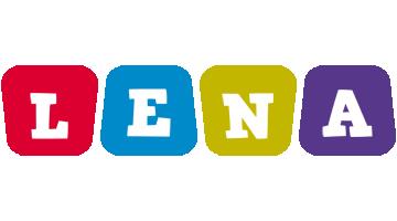 Lena daycare logo