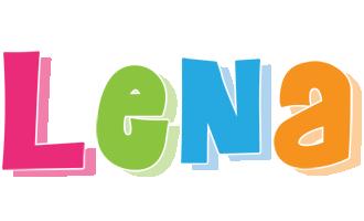 Lena friday logo