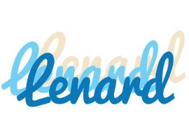 Lenard breeze logo