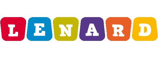 Lenard daycare logo