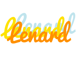 Lenard energy logo