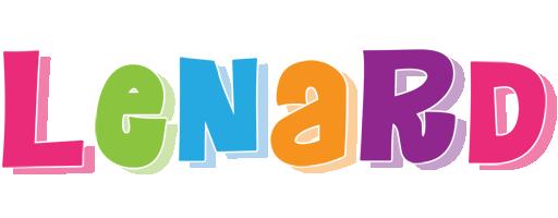 Lenard friday logo
