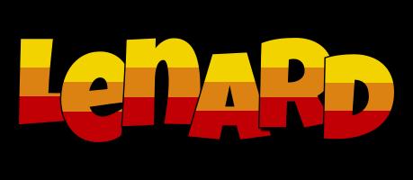 Lenard jungle logo
