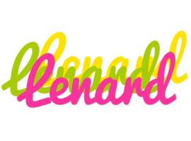 Lenard sweets logo