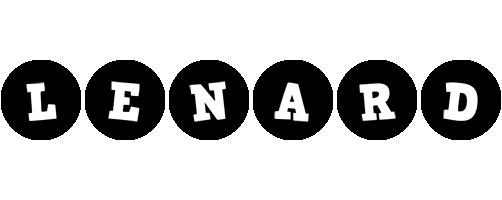 Lenard tools logo