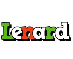 Lenard venezia logo