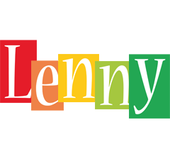 Lenny colors logo