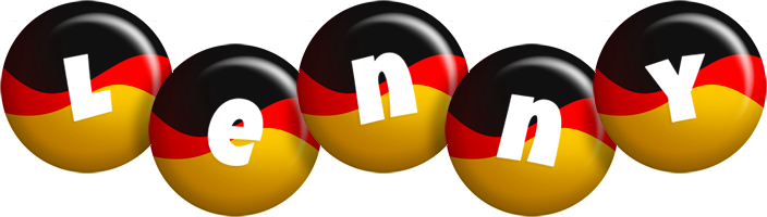 Lenny german logo