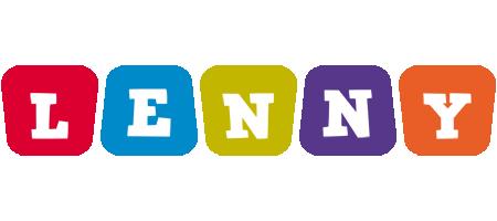 Lenny kiddo logo