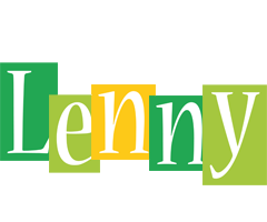 Lenny lemonade logo