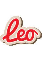 Leo chocolate logo